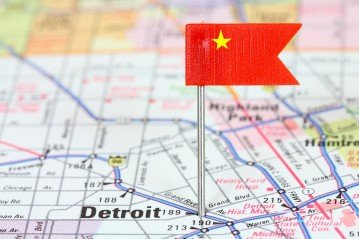 Mousa Ahmad Works With Chinese Investors In Detroit